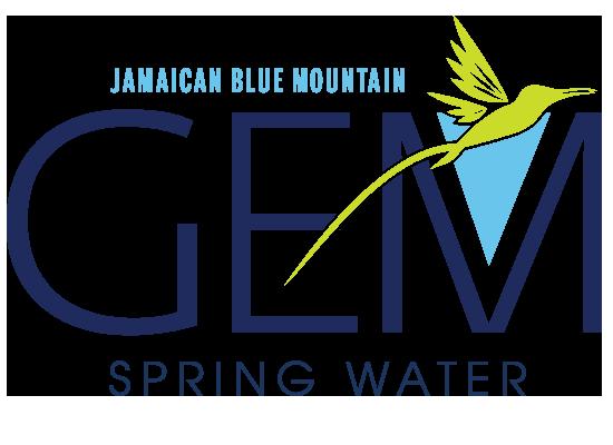 Gem Spring Water Naturally Alkaline Bottled Water